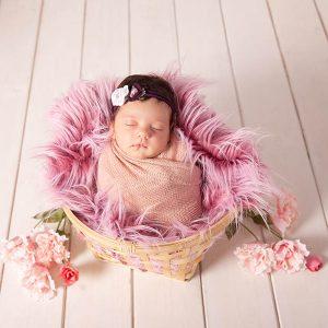 fotografia newborn bambina