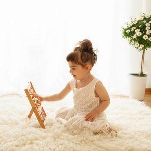 fotografia bambini che giocano
