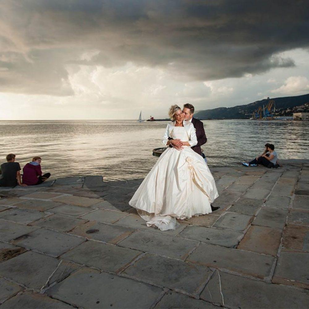 servizio fotografico matrimonio monfalcone